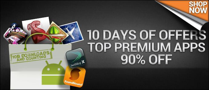 10 Days Promotion Celebration