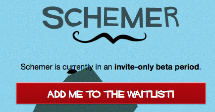 Schemer Start Page