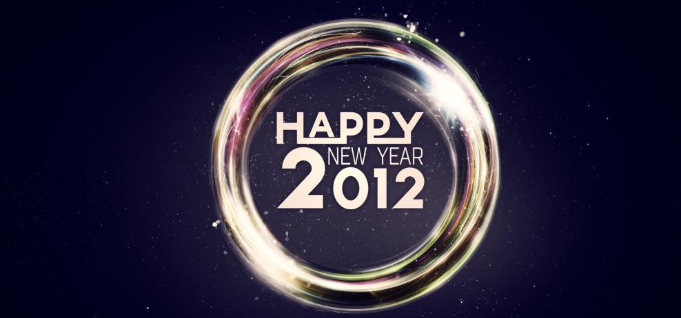 Happy New Year 2012 !