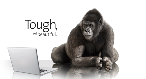 Gorilla Glass 2 to be showcased at CES 2012