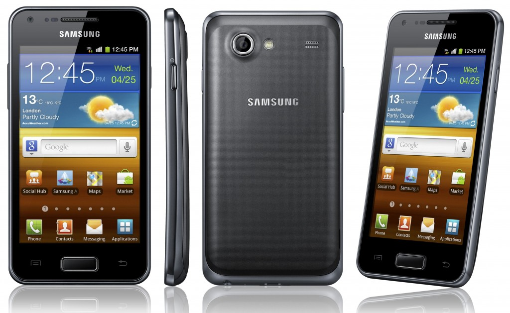 Samsung adds Galaxy S Advance to its portfolio