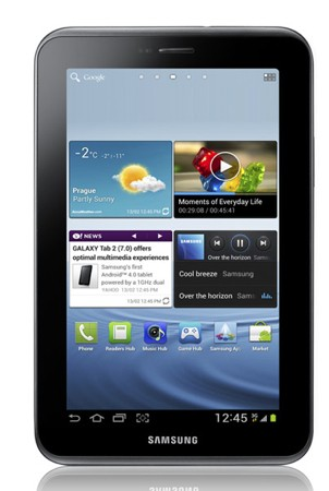 Samsung launches Galaxy Tab 2 (7.0) powered by Android ICS 4.0